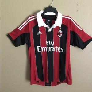 AC Milan 2012/13 Home Jersey